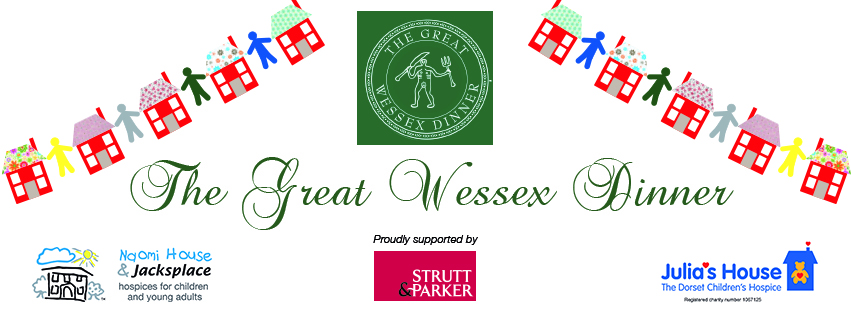 Great Wessex Dinner raises over £100K in Online Auction